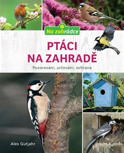 Obálka titulu Ptáci na zahradě