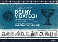 Dějiny v datech od 7. století do roku 1526