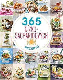 Obálka titulu 365 nízkosacharidových receptů