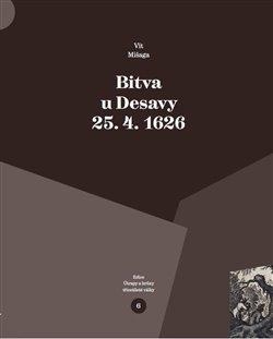 Obálka titulu Bitva u Desavy 25. 4. 1626
