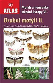 Obálka titulu Motýli a housenky střední Evropy (Drobní motýli II.)