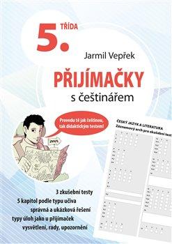 Obálka titulu Přijímačky s češtinářem – 5. třída