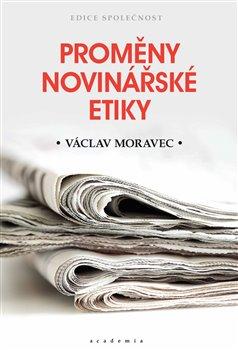 Obálka titulu Proměny novinářské etiky