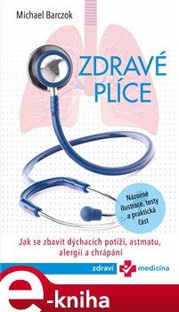 Obálka titulu Zdravé plíce - Jak správně dýchat