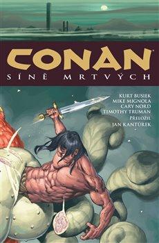 Obálka titulu Conan 4: Síně mrtvých