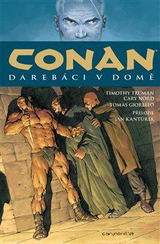 Obálka titulu Conan 5: Darebáci v domě