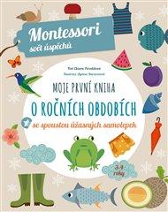 Moje první kniha o ročních obdobích