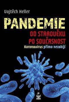 Obálka titulu Pandemie od starověku po současnost