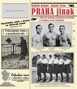 Obálka titulu Praha jinak