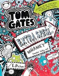 Tom Gates: Extra spešl mňamky (anebo taky ne)