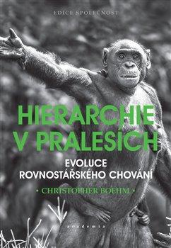 Obálka titulu Hierarchie v pralesích