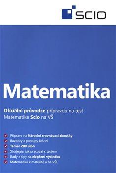 Obálka titulu Cvičebnice Matematika Scio