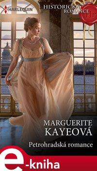 Obálka titulu Petrohradská romance