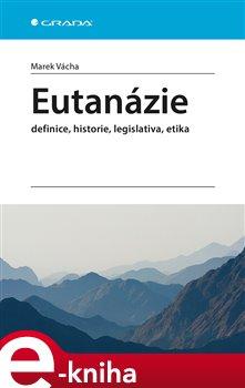 Obálka titulu Eutanázie