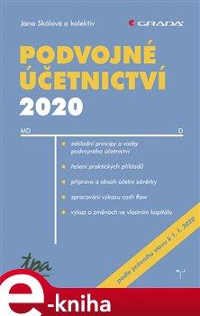 Obálka titulu Podvojné účetnictví 2020