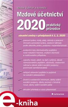 Obálka titulu Mzdové účetnictví 2020