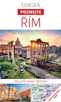 Obálka titulu Řím - Poznejte
