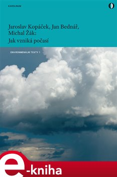 Obálka titulu Jak vzniká počasí