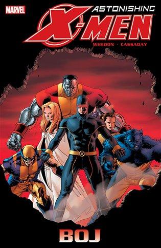 Astonishing X-Men 2: Boj