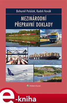 Obálka titulu Mezinárodní přepravní doklady