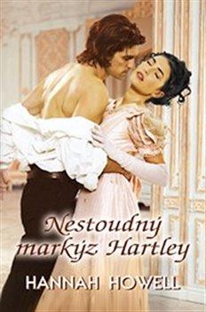 Obálka titulu Nestoudný Markýz Hartley