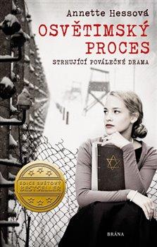 Obálka titulu Osvětimský proces