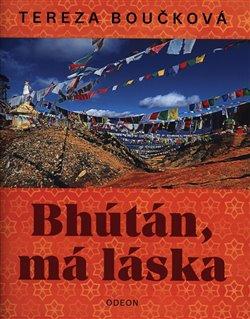 Obálka titulu Bhútán, má láska