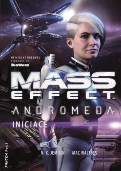 Obálka titulu Mass Effect Andromeda 2 - Iniciace