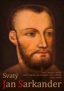 Obálka titulu Svatý Jan Sarkander