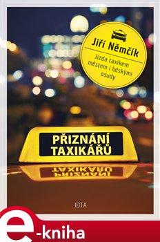 Obálka titulu Přiznání taxikářů