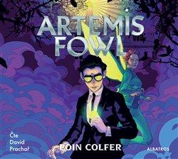 Obálka titulu Artemis Fowl