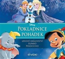 Obálka titulu Disney - Ledové království, Dumbo, Pinocchio
