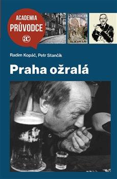 Obálka titulu Praha ožralá