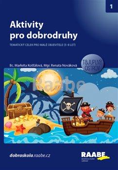 Aktivity pro dobrodruhy - Tajuplný ostrov