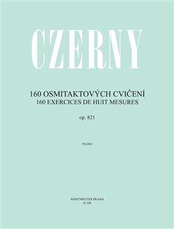 Obálka titulu 160 osmitaktových cvičení op. 821