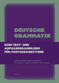 Obálka titulu Deutsche Grammatik