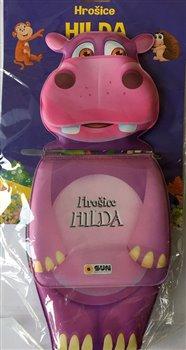 Obálka titulu Kamarádi do vany - Hrošice Hilda