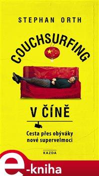 Obálka titulu Couchsurfing v Číně