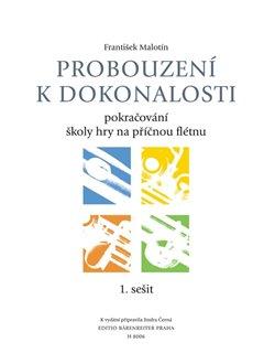 Obálka titulu Probouzení k dokonalosti - učebnice 1. sešit