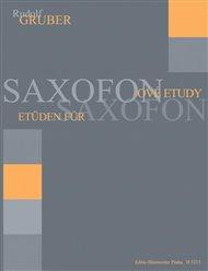 Saxofonové etudy