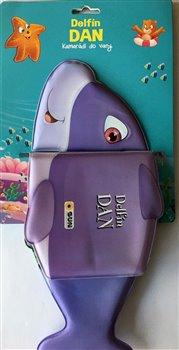 Obálka titulu Kamarádi do vany - Delfín Dan