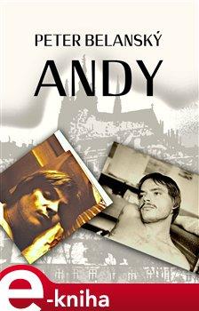 Obálka titulu Andy