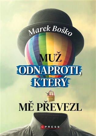 Muž odnaproti, který mě převezl - Marek Boško   Replicamaglie.com