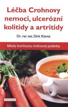 Obálka titulu Léčba Crohnovy nemoci, ulcerózní kolitidy a artritidy