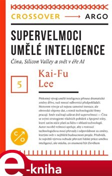 Obálka titulu Supervelmoci umělé inteligence