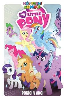Obálka titulu My Little Pony - Poníci v akci