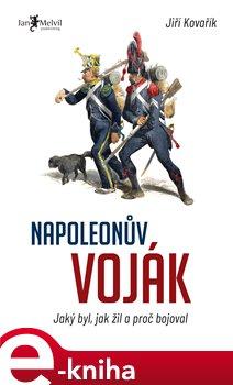 Obálka titulu Napoleonův voják