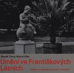 Obálka titulu Umění ve Františkových Lázních