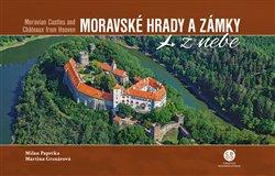 Obálka titulu Moravské hrady a zámky z nebe / Moravian Castles and Chateaux from Heaven