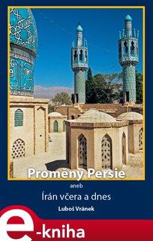 Obálka titulu Proměny Persie